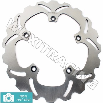 267mm ön fren disk rotor yamaha yp125 250 r x-max için abs scooter SPOR 06-16 07 08 09 YP 250 400 MAJESTY scooter ABS 04-13